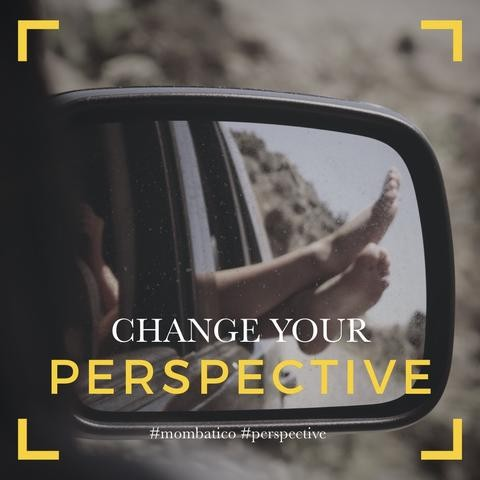 change perspective