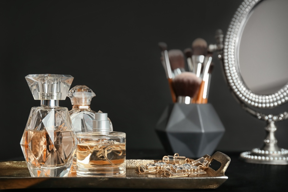 luxury fragrance oils and blends