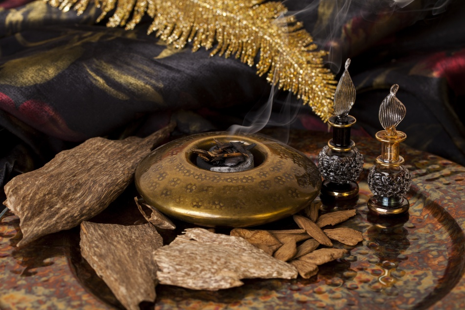 never worked with oudh oils before?